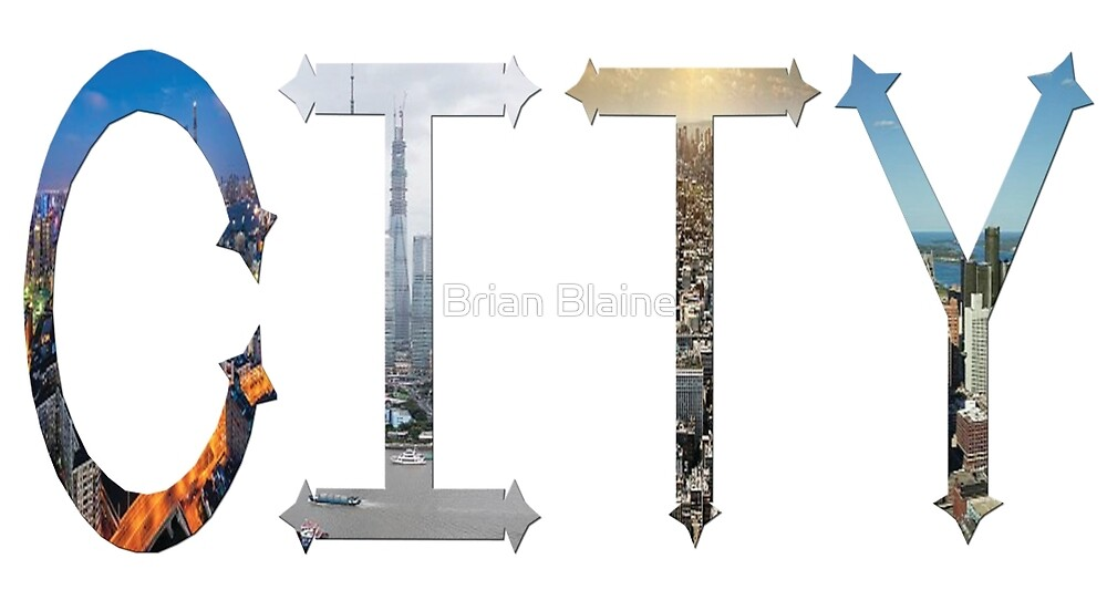 Dymond Speers CITY by Brian Blaine