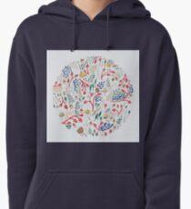 Autumnal Pattern  Pullover Hoodie
