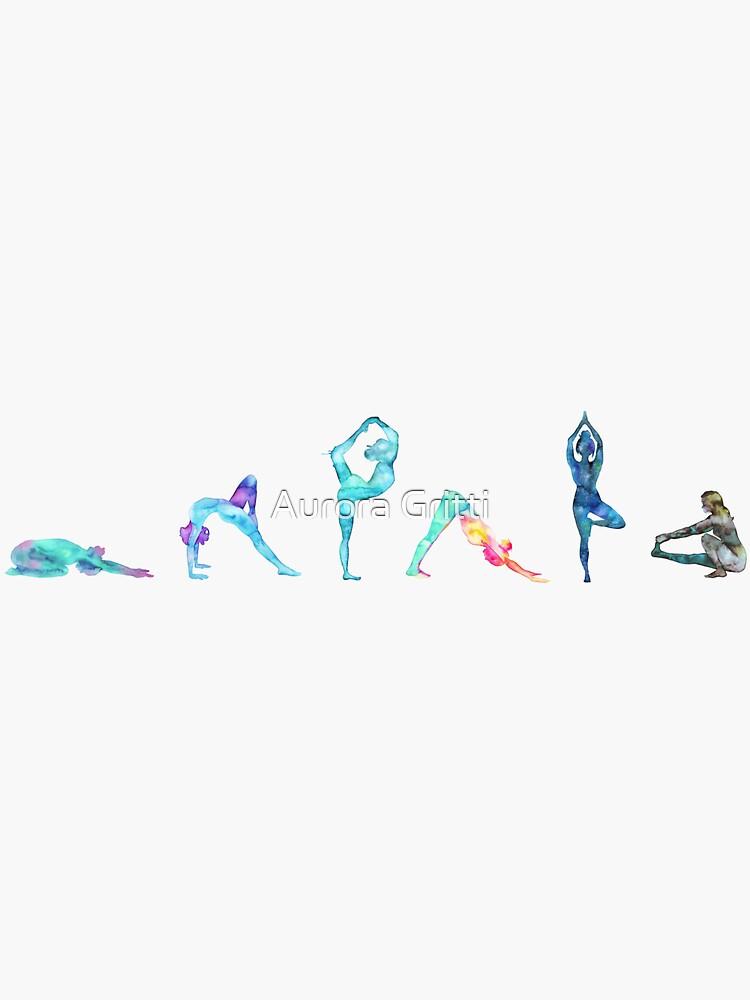 Flujo de yoga de balgrittella