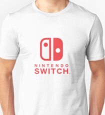 Switch Nitendo Merchandise T-Shirt