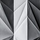 Folded Paper 1 by Mareike Böhmer