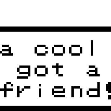 Cool Gamer Guy by dovpanda