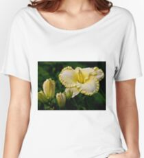"""First Knight"" Daylily Women's Relaxed Fit T-Shirt"