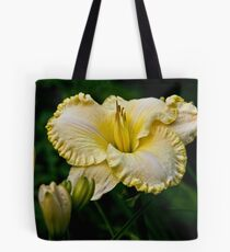"""""""First Knight"""" Daylily Tote Bag"""