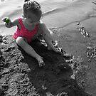 Sand Between Toes II by CherishAtHome
