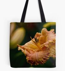 """""""Inherited Wealth"""" Daylily Tote Bag"""
