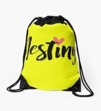 Destiny ♥ Drawstring Bag