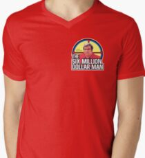 The Six Million Dollar Man and Maskatron / Toys Tribute T-Shirt