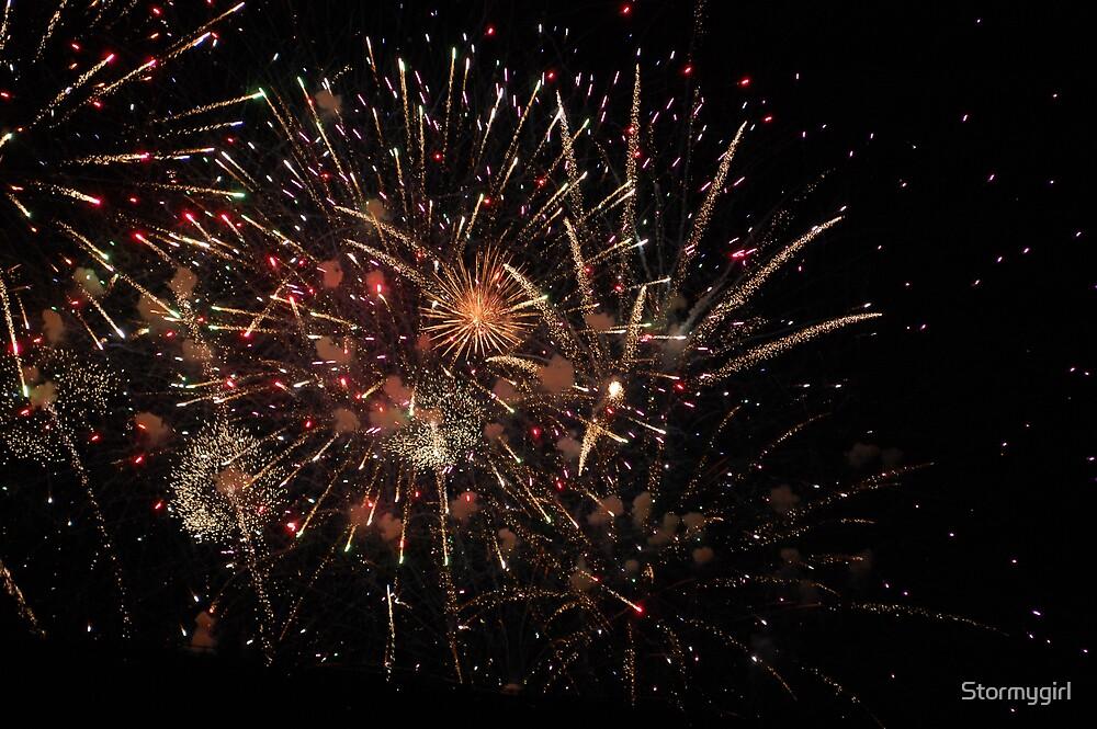 Fireworks by Stormygirl