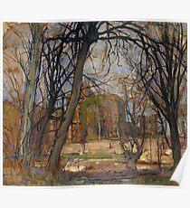 Piet Mondrian - Spring Sun Poster