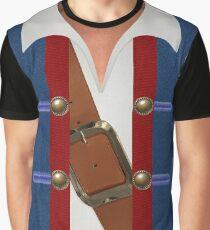 Guybrush MI2 Coat Graphic T-Shirt