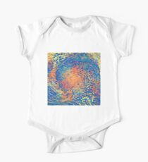 Abstract Wave Kids Clothes