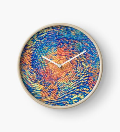 Abstract Wave Clock