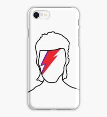 Bowie: Aladdin Sane iPhone Case/Skin
