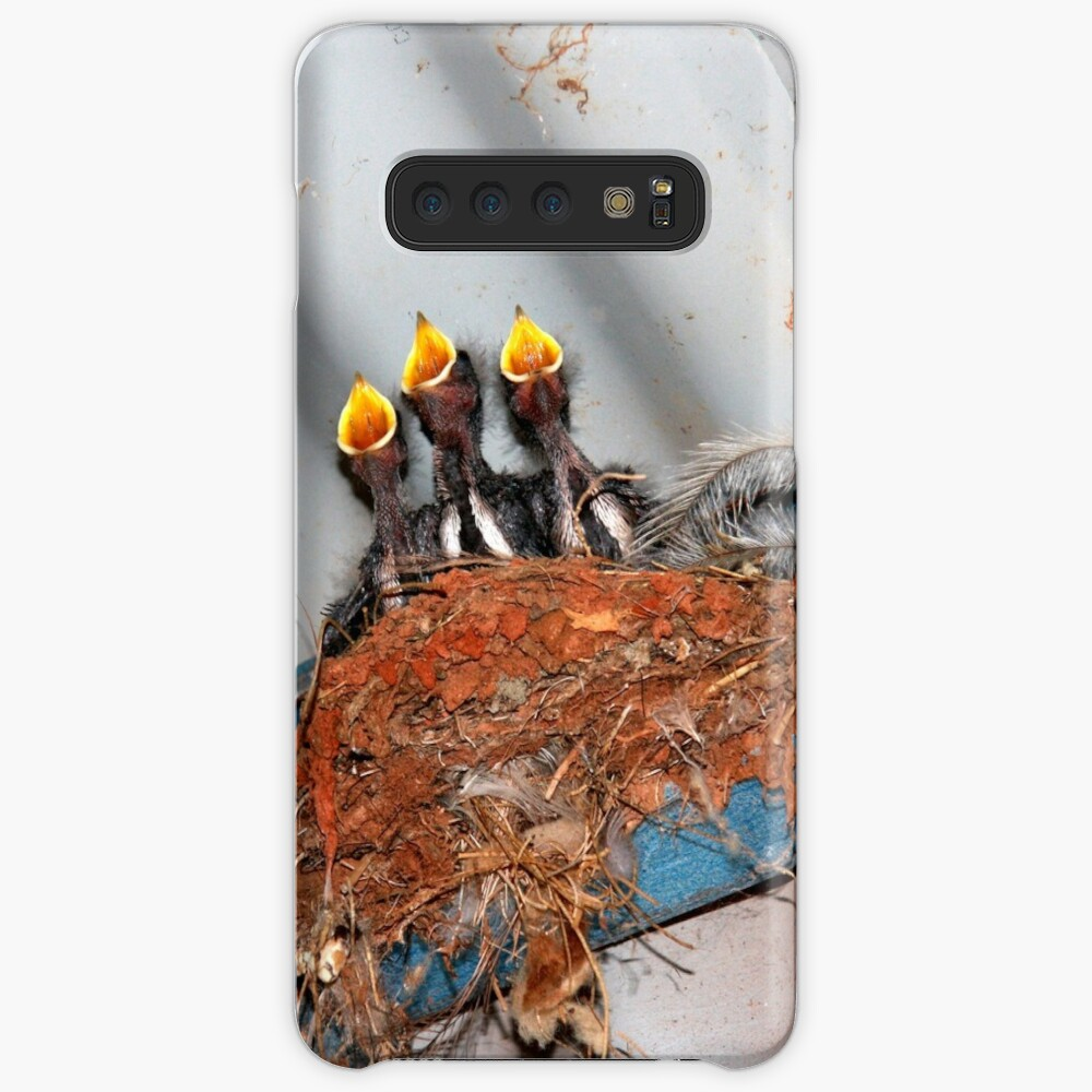 Feed Me! Case & Skin for Samsung Galaxy