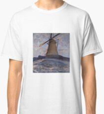 Piet Mondrian - Windmill, 1917 Classic T-Shirt