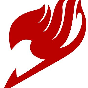 FAIRY TAIL Logo Red by Rangakusha