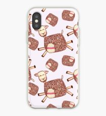 Lambington - Pink iPhone Case