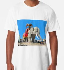 Lucy the Elephant Long T-Shirt