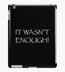 SNL Papyrus - Designer's Nightmare iPad Case/Skin