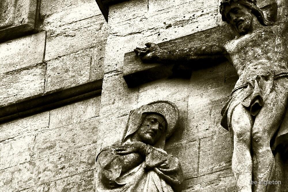 Jesus by lee ingleton