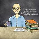 Teacher coffee 20 by cardwellandink