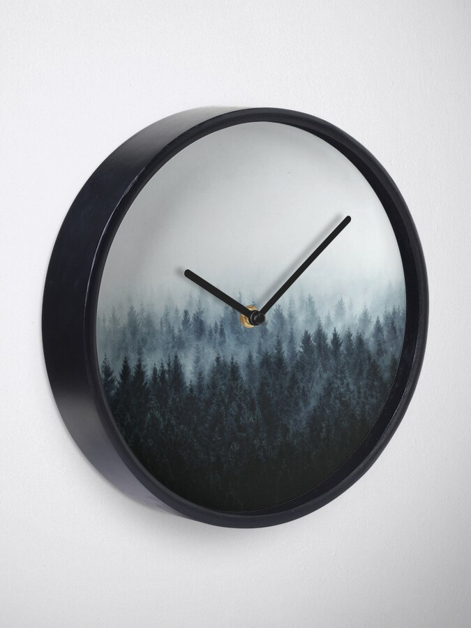 Alternate view of High And Low Clock