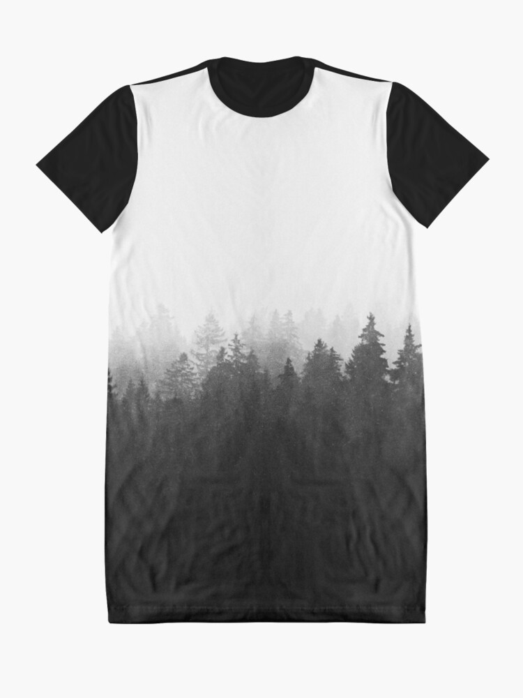 Alternate view of A Wilderness Somewhere Graphic T-Shirt Dress