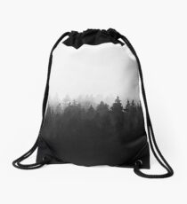 A Wilderness Somewhere Drawstring Bag