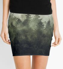 The Heart Of My Heart // Green Mountain Edit Mini Skirt