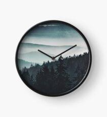 Mountain Light Uhr