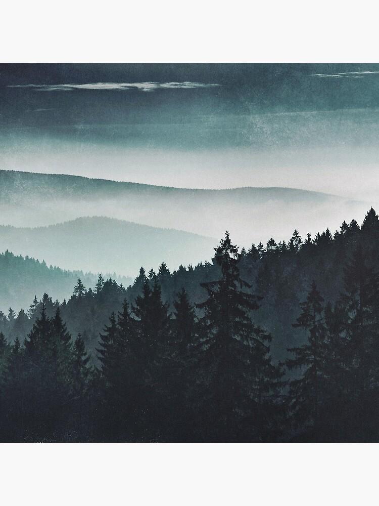 Mountain Light by tekay