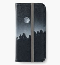 Under Moonlight iPhone Wallet/Case/Skin