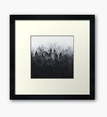 The Heart Of My Heart // Midwinter Edit Framed Print