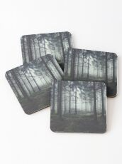 Through The Trees Coasters