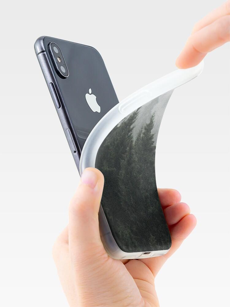 Vista alternativa de Funda y vinilo para iPhone Waiting For