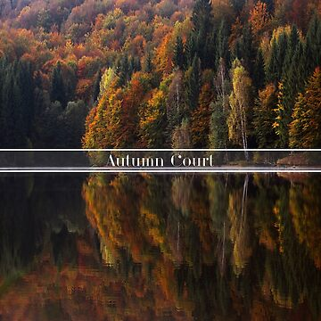 Autumn Court by bookbrd