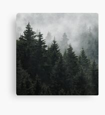 Waiting For Canvas Print