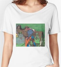 One of a Kind Cowboy Women's Relaxed Fit T-Shirt