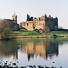 Linlithgow Palace  (  Wentworth Prison ) by David Rankin