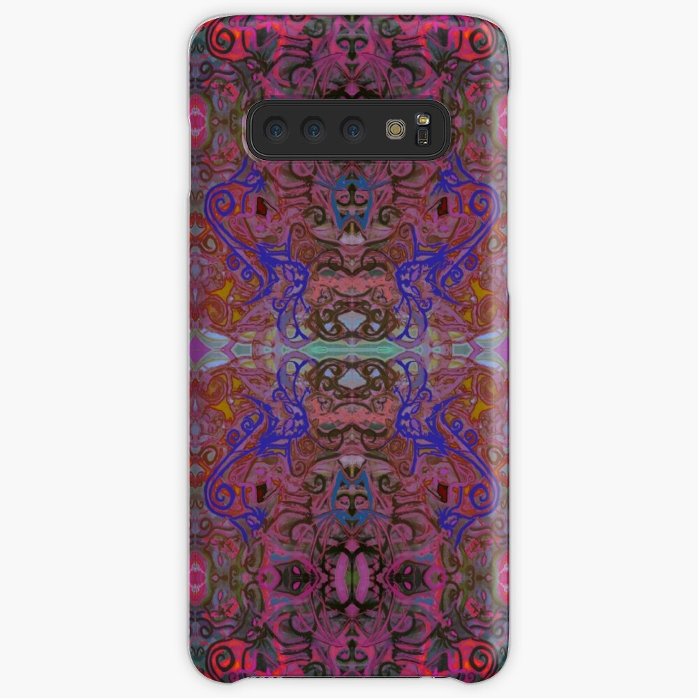There Are Cats Pattern Case & Skin for Samsung Galaxy