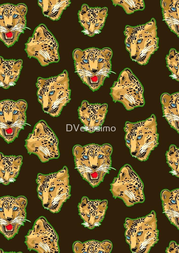 Leopard Pattern by DVerissimo
