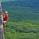 Climbing by Patrick Czaplewski