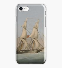 Nicholas Matthew Condy BRITISH 1816 - 1851 H. M. BRIG ACORN; iPhone Case/Skin