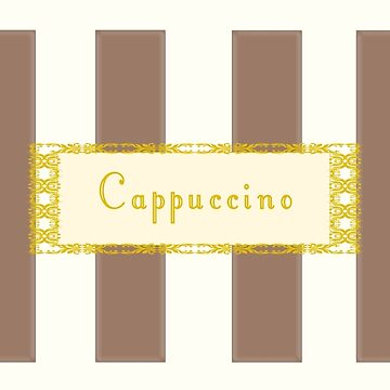 Cappuccino Antique by Zampadoro