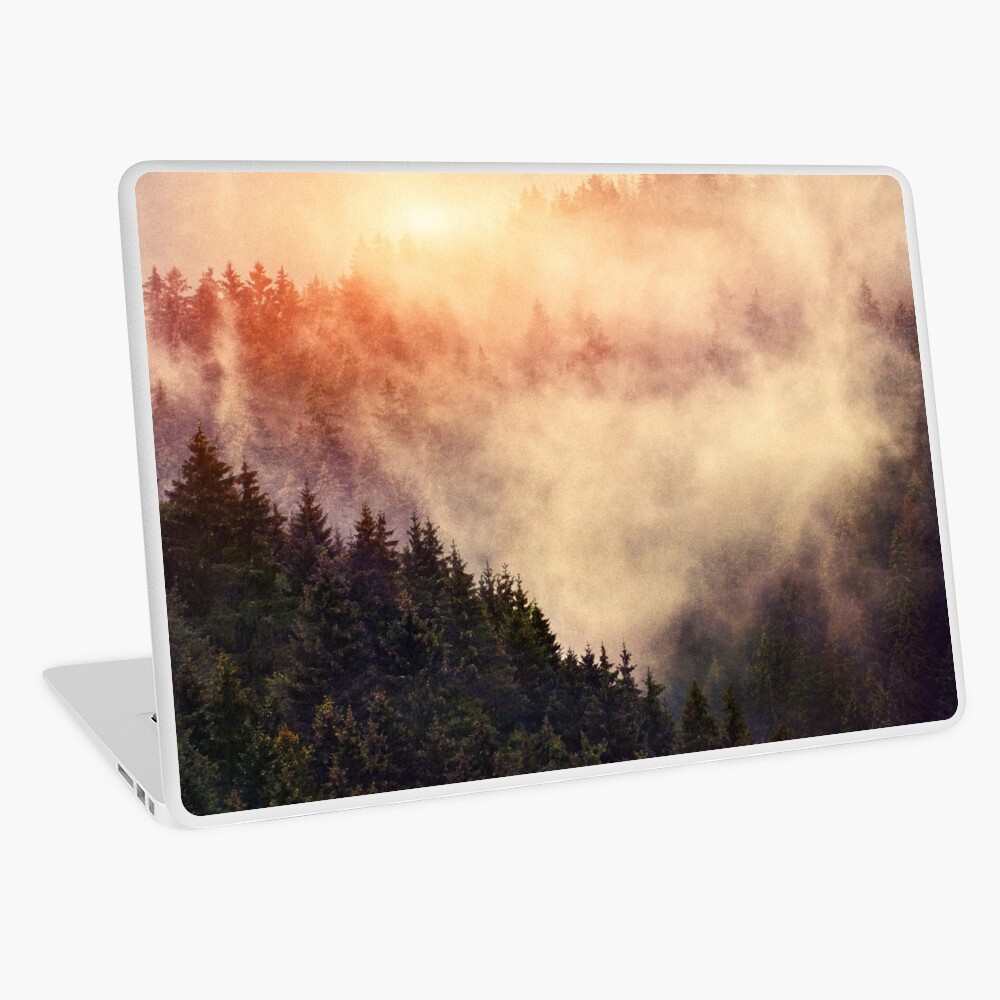In My Other World Laptop Skin