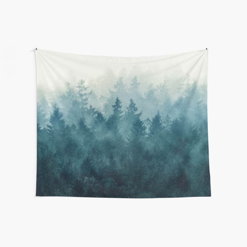 The Heart Of My Heart // So Far From Home Edit Wall Tapestry
