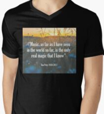 Tom Petty Music Quote T-Shirt