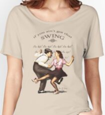 Lindy Hop Women's Relaxed Fit T-Shirt