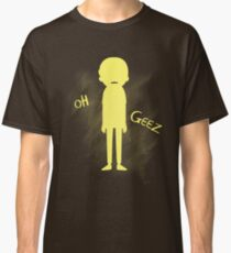 Rick and Morty Smith Geez Classic T-Shirt